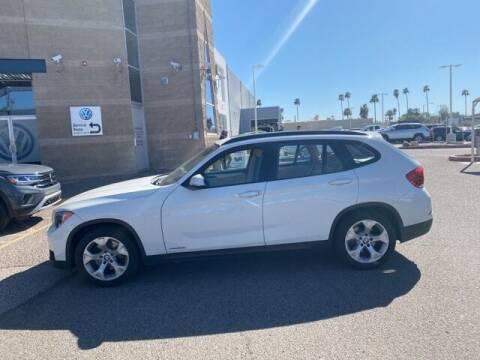 2014 BMW X1 for sale at Camelback Volkswagen Subaru in Phoenix AZ