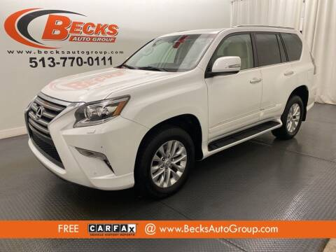 2014 Lexus GX 460 for sale at Becks Auto Group in Mason OH