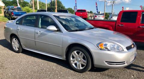 2012 Chevrolet Impala for sale at Mayer Motors of Pennsburg - Green Lane in Green Lane PA