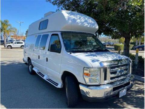 2008 Ford E-Series Cargo for sale at Dealers Choice Inc in Farmersville CA