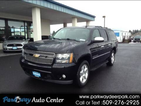 2009 Chevrolet Suburban for sale at PARKWAY AUTO CENTER AND RV in Deer Park WA