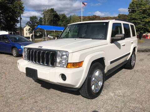 2007 Jeep Commander for sale at CarsForSaleNYCT in Danbury CT