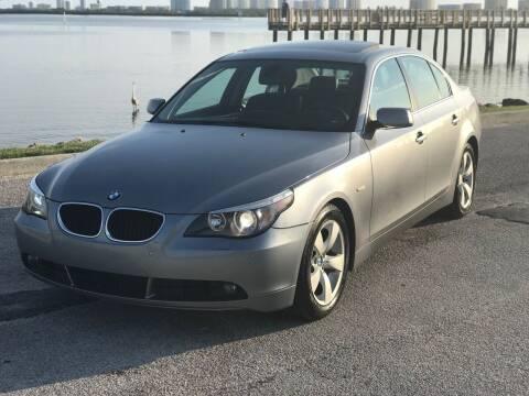 2004 BMW 5 Series for sale at Orlando Auto Sale in Port Orange FL
