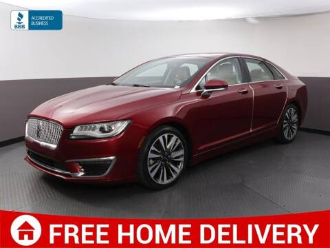 2017 Lincoln MKZ for sale at Florida Fine Cars - West Palm Beach in West Palm Beach FL