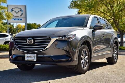 2021 Mazda CX-9 for sale at COURTESY MAZDA in Longmont CO