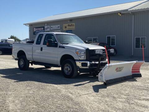 2015 Ford F-350 Super Duty for sale at Becker Autos & Trailers in Beloit KS