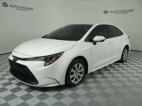 2020 Toyota Corolla for sale at Curry's Cars Powered by Autohouse - Auto House Tempe in Tempe AZ