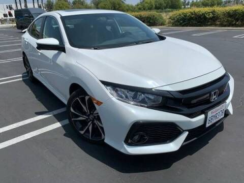2018 Honda Civic for sale at Fiesta Motors in Winnetka CA