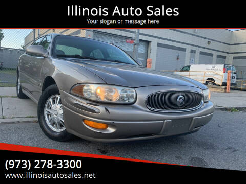 2002 Buick LeSabre for sale at Illinois Auto Sales in Paterson NJ
