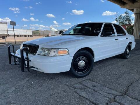 2006 Ford Crown Victoria for sale at MT Motor Group LLC in Phoenix AZ