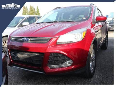 2014 Ford Escape for sale at BARTOW FORD CO. in Bartow FL