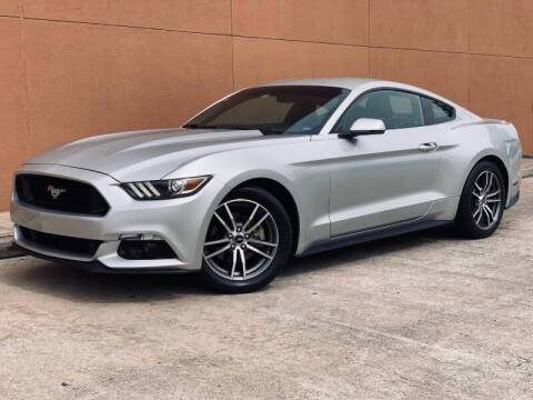 2016 Ford Mustang for sale at Houston Auto Credit in Houston TX