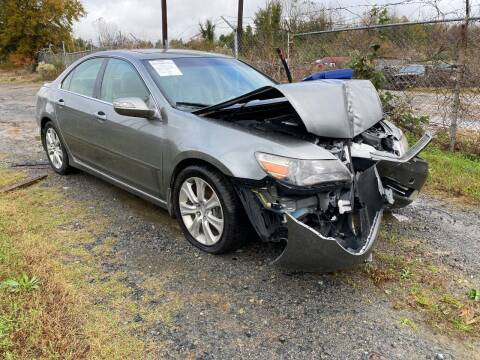2010 Acura RL for sale at ASAP Car Parts in Charlotte NC