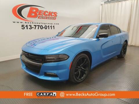 2016 Dodge Charger for sale at Becks Auto Group in Mason OH