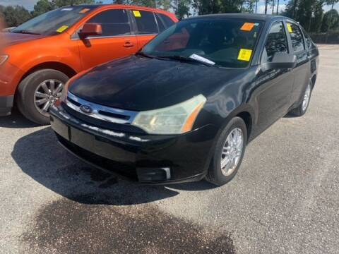 2009 Ford Focus for sale at Krifer Auto LLC in Sarasota FL