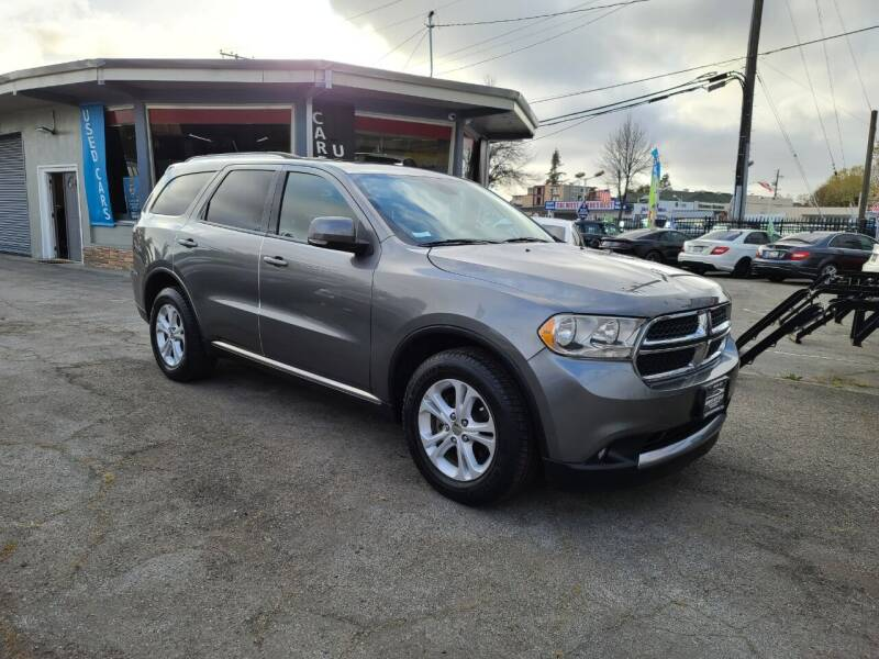 2012 Dodge Durango for sale at Imports Auto Sales & Service in San Leandro CA