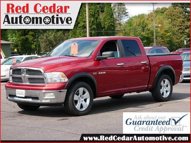 2009 Dodge Ram Pickup 1500 for sale at Red Cedar Automotive in Menomonie WI