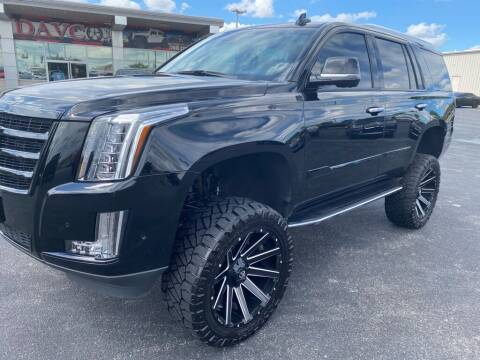 2020 Cadillac Escalade for sale at Davco Auto in Fort Wayne IN