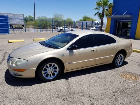2001 Chrysler 300M for sale at CAMEL MOTORS in Tucson AZ