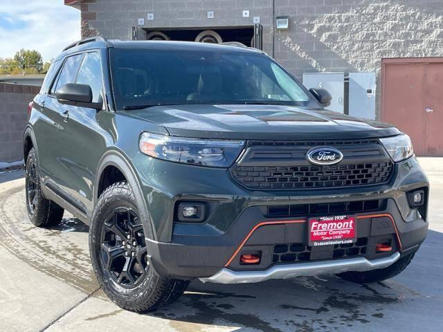 2021 Ford Explorer for sale in Casper, WY
