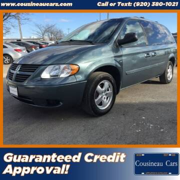 2006 Dodge Grand Caravan for sale at CousineauCars.com - Guaranteed Credit Approval in Appleton WI
