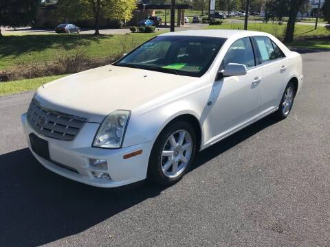 2005 Cadillac STS for sale at Augusta Auto Sales in Waynesboro VA