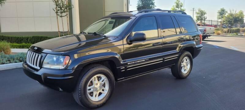 2004 Jeep Grand Cherokee for sale at Alltech Auto Sales in Covina CA
