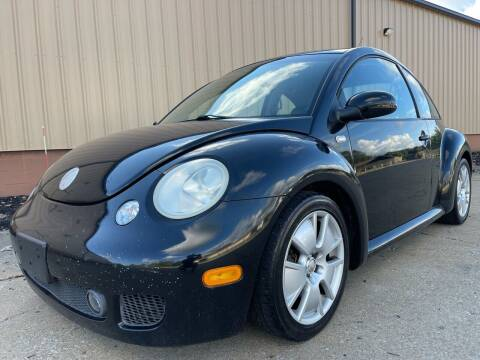 2003 Volkswagen New Beetle for sale at Prime Auto Sales in Uniontown OH