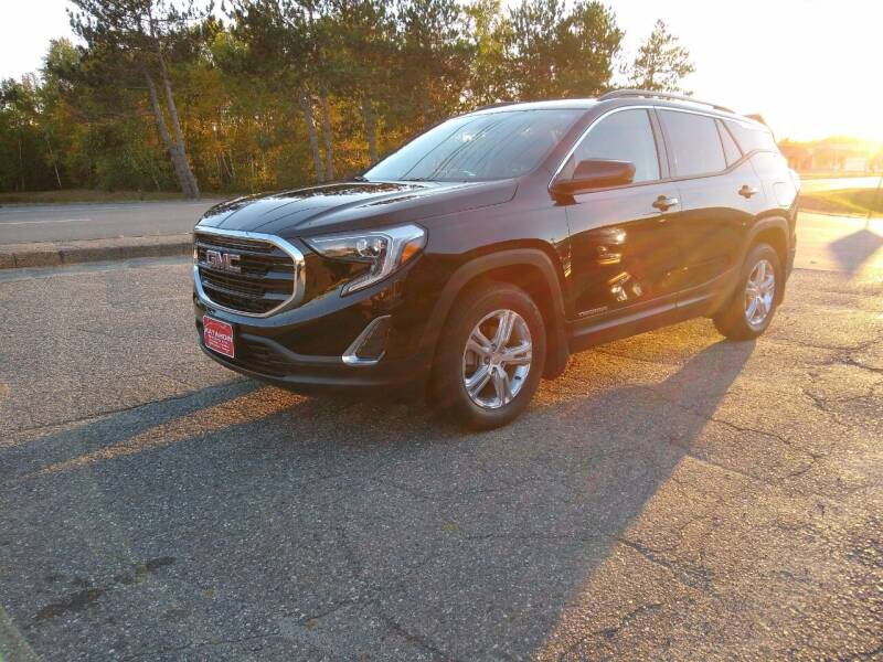 2018 GMC Terrain for sale at KATAHDIN MOTORS INC /  Chevrolet & Cadillac in Millinocket ME