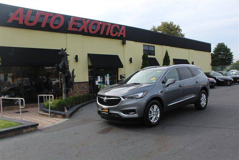 2020 Buick Enclave for sale at Auto Exotica in Red Bank NJ