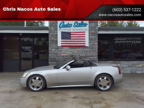 2004 Cadillac XLR for sale at Chris Nacos Auto Sales in Derry NH