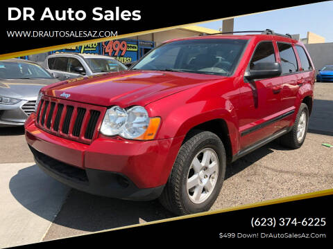 2010 Jeep Grand Cherokee for sale at DR Auto Sales in Glendale AZ