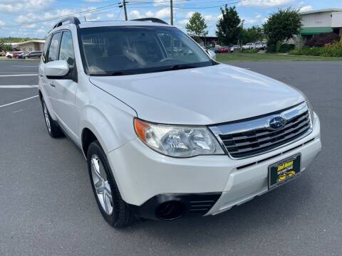 2009 Subaru Forester for sale at Shell Motors in Chantilly VA