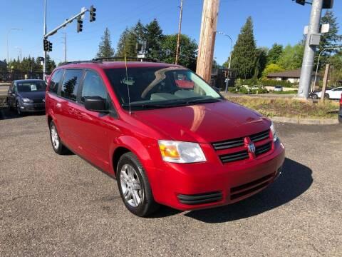 2010 Dodge Grand Caravan for sale at KARMA AUTO SALES in Federal Way WA
