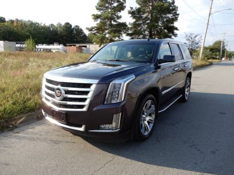 2015 Cadillac Escalade for sale at United Traders Inc. in North Little Rock AR