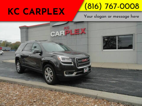 2015 GMC Acadia for sale at KC Carplex in Grandview MO