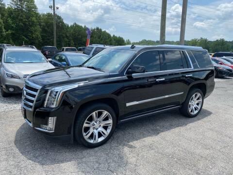 2015 Cadillac Escalade for sale at Billy Ballew Motorsports in Dawsonville GA