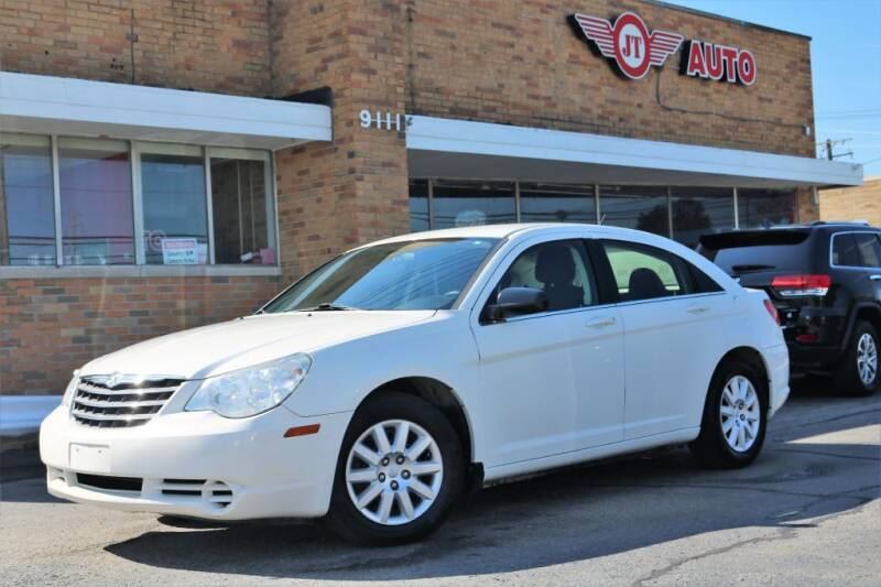 2010 Chrysler Sebring for sale at JT AUTO in Parma OH