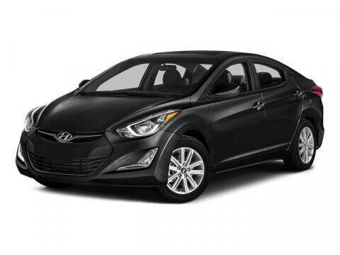 2016 Hyundai Elantra for sale at Wally Armour Chrysler Dodge Jeep Ram in Alliance OH