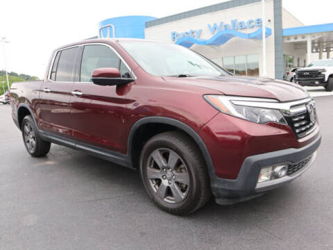 2019 Honda Ridgeline for sale at RUSTY WALLACE HONDA in Knoxville TN