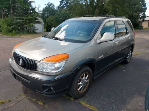 2002 Buick Rendezvous for sale at Paulson Auto Sales in Chippewa Falls WI
