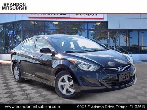 2014 Hyundai Elantra for sale at Brandon Mitsubishi in Tampa FL