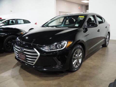 2018 Hyundai Elantra for sale at Montclair Motor Car in Montclair NJ
