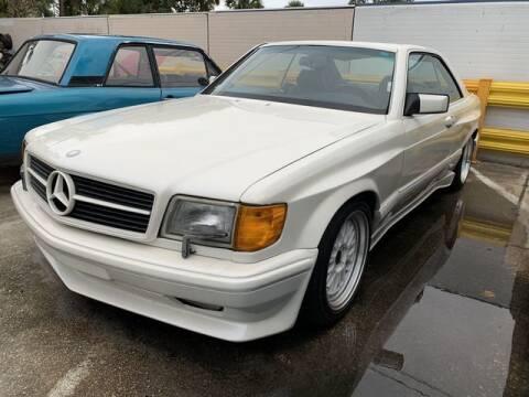 1987 Mercedes-Benz 560-Class for sale at A7 AUTO SALES in Daytona Beach FL
