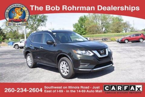 2020 Nissan Rogue for sale at BOB ROHRMAN FORT WAYNE TOYOTA in Fort Wayne IN