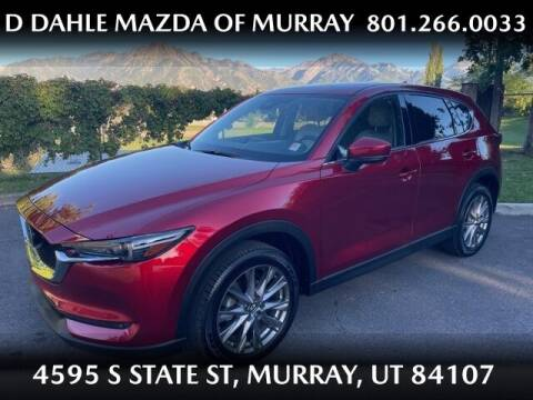 2019 Mazda CX-5 for sale at D DAHLE MAZDA OF MURRAY in Salt Lake City UT