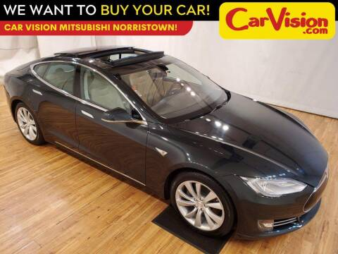 2013 Tesla Model S for sale at Car Vision Mitsubishi Norristown in Trooper PA