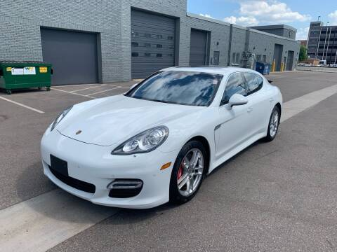 2013 Porsche Panamera for sale at The Car Buying Center in St Louis Park MN