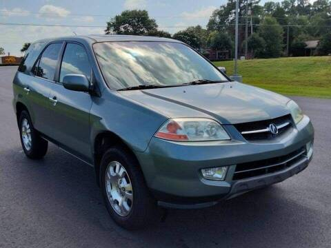 2001 Acura MDX for sale at Happy Days Auto Sales in Piedmont SC