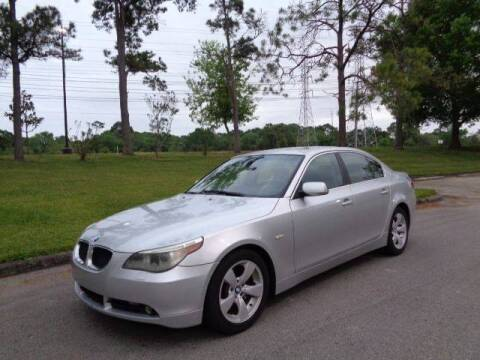 2006 BMW 5 Series for sale at Houston Auto Preowned in Houston TX